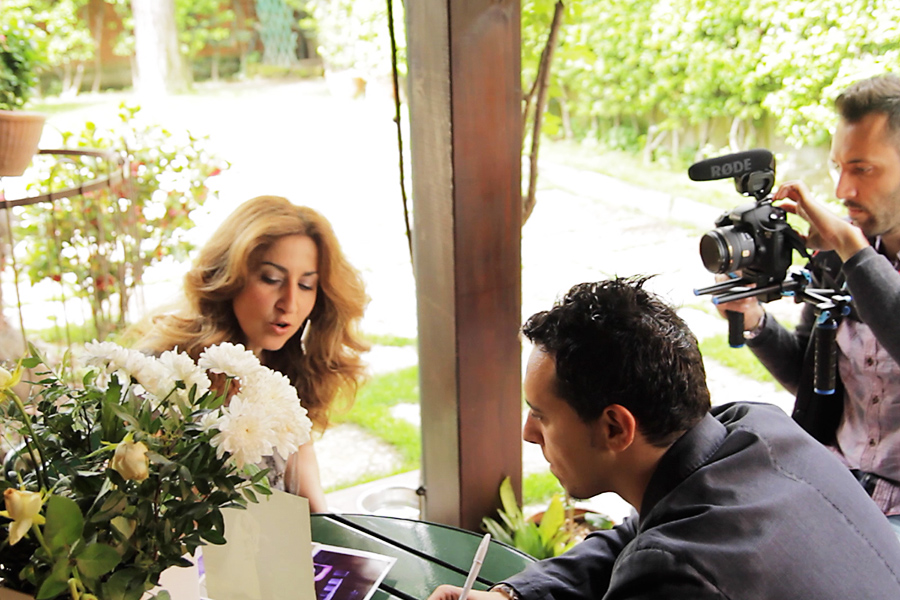 Intervista a Gisella Cozzo