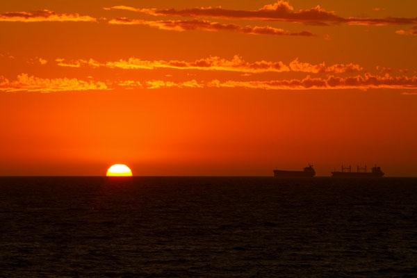 Tramonto su Cattesloe, Western Australia