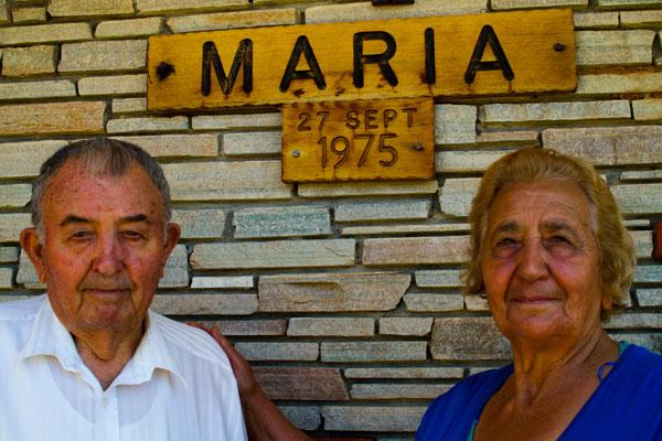 John e Maria Stefanelli