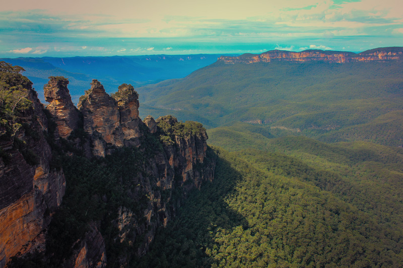 Blue Mountains Italian Dreamtime