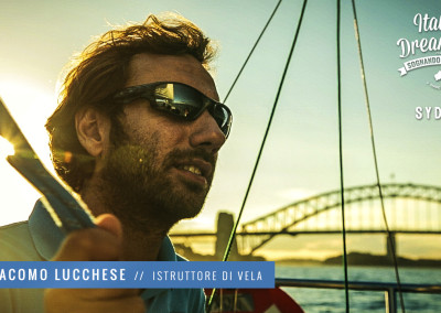 Giacomo Lucchese | Istruttore di vela