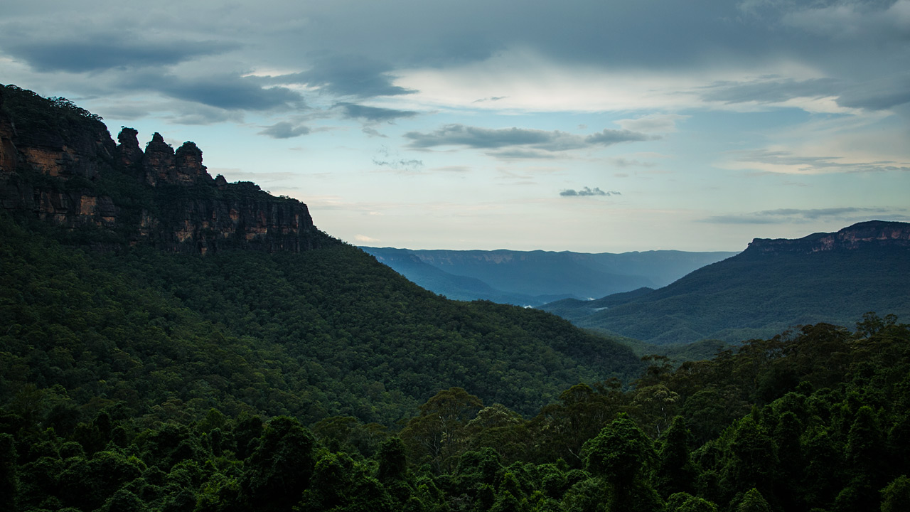 Dalle Blue Mountains a Brisbane: on the road lungo la East Coast