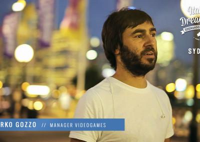 Mirko Gozzo | Manager Videogames