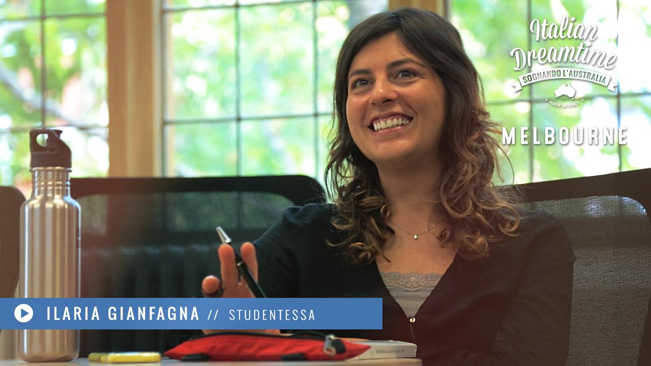 Ilaria Gianfagna | Studentessa