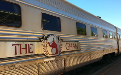 Dritti verso sud alla velocità del… Ghan!