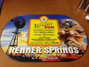 Postcard From Renner Springs