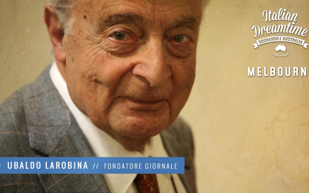 Ubaldo Larobina | Fondatore giornale