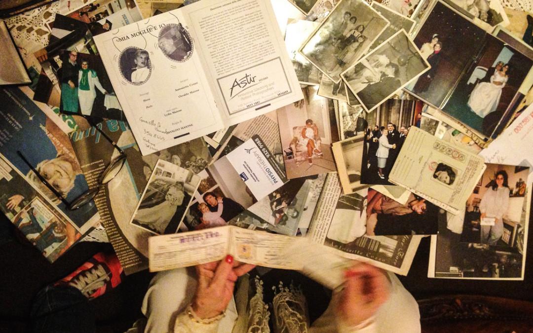 Antonietta Cozzo | Backstage
