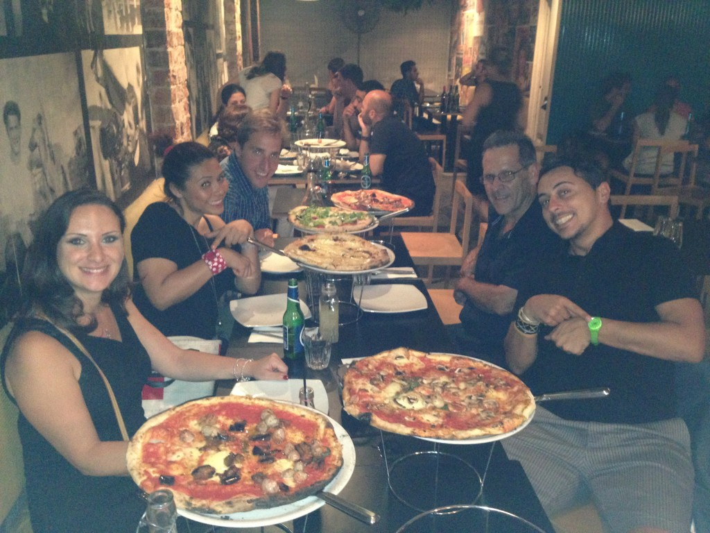 Pizza finale Perth