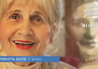 Antonietta Cozzo | Attrice
