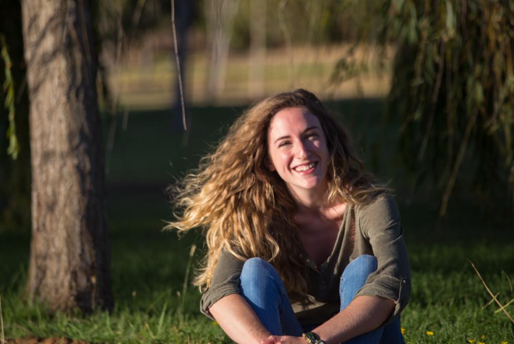 Federica e il suo sorriso da Working Holiday Visa
