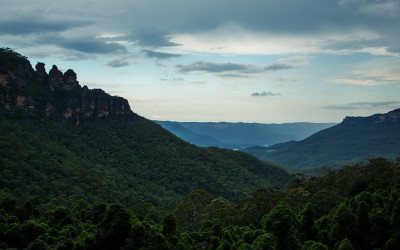 Dalle Blue Mountains a Brisbane: on the road lungo la East Coast